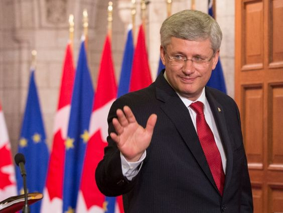 Harper worst PM on economic growth since Great Depression: Trudeau