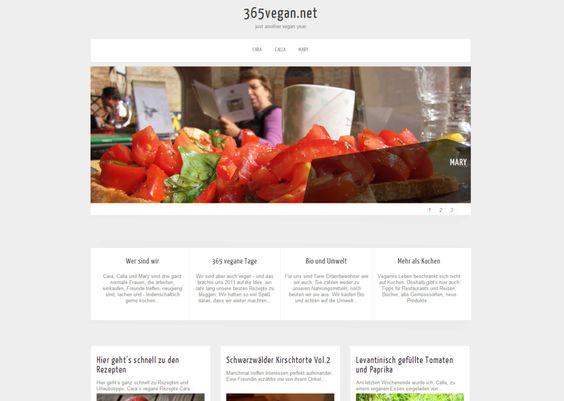 Blogvorstellung: 365vegan.net – mit Rezept für Sobanudeln mit grünen Bohnen und Zucchini-Mandel-Krusteln. Anfang Juli bin ich in der österreichischen Tageszeitung...