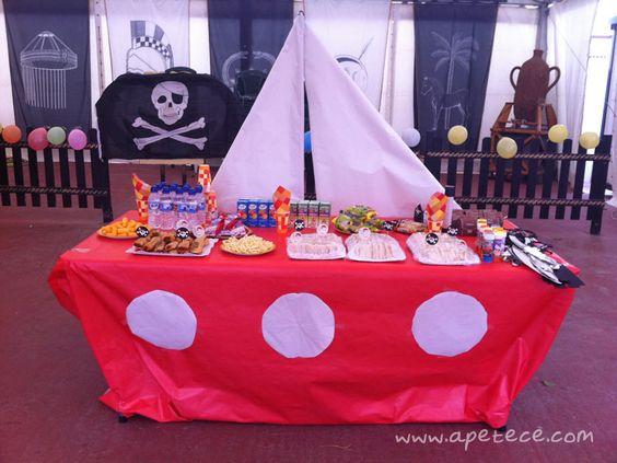Recetas de cocina tarta barco pirata - Cocinas para barcos ...