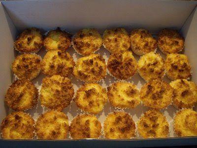 Mis recetas de cocina: COCADAS PASO A PASO