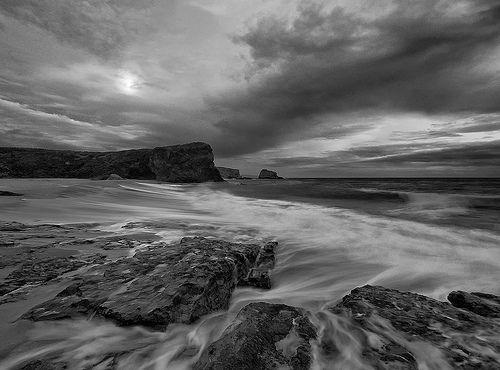 PANTHER BEACH MOONRISE