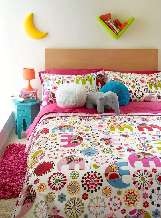 Elephant duvet cover elephants and duvet cover sets on pinterest - Housse de couette los angeles ...