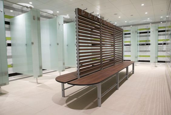 Elegant Compact Laminate Swimming Pool Long Bench. Http://architecturehdt.co.nz/ Pools/   Swimming Pool Changing Rooms U0026 Lockers   Pinterest   Swimming Pools,  ... Part 8
