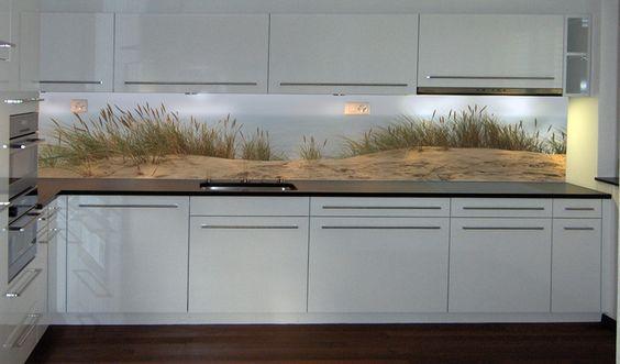 Bildergebnis für glasrückwand küche motiv novata kushta - motive für küchenrückwand