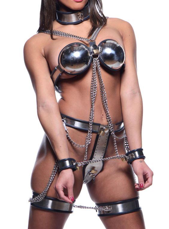Leder und Seil