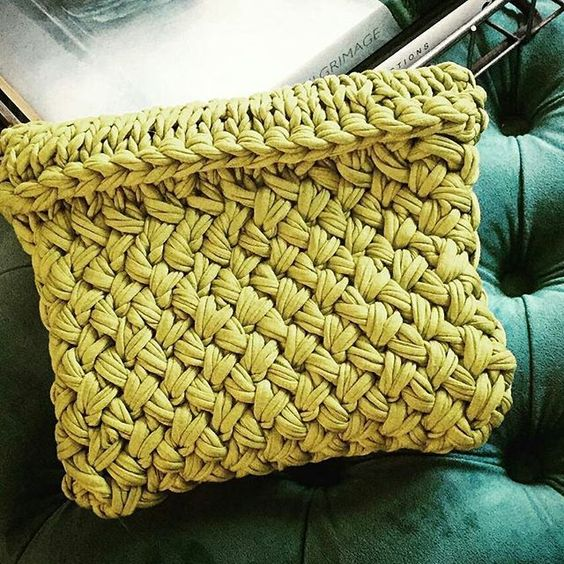 трикотажная пряжа. сумка