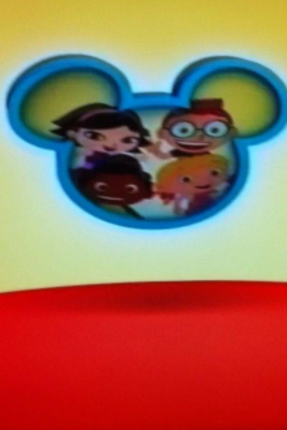 Disney Channel Little Einsteins Id My Channel