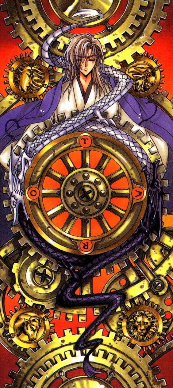 Tarot X The Wheel Of Fortune