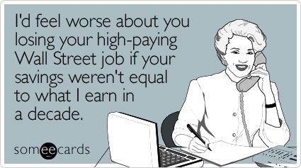 stop complaining rich people!!