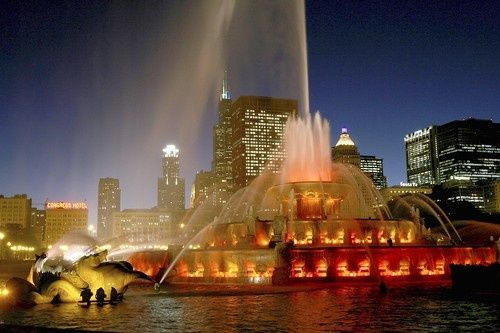 Renovations To Buckingham Fountain The