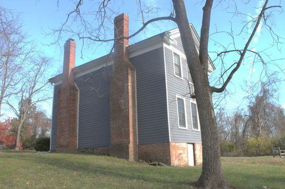 Historic Properties for Sale - St. Leonard Shore's House - St. Leonard, Maryland