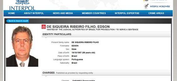 Polícia Federal prende ex-advogado de Cerveró em aeroporto do Rio - http://po.st/duaBxb  #Destaques - #Cerveró, #INTERPOL, #Prisão