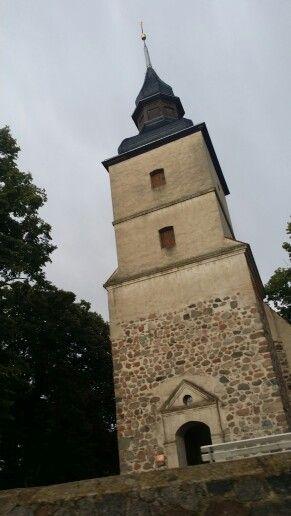 Insel Usedom. Ortschaft Benz