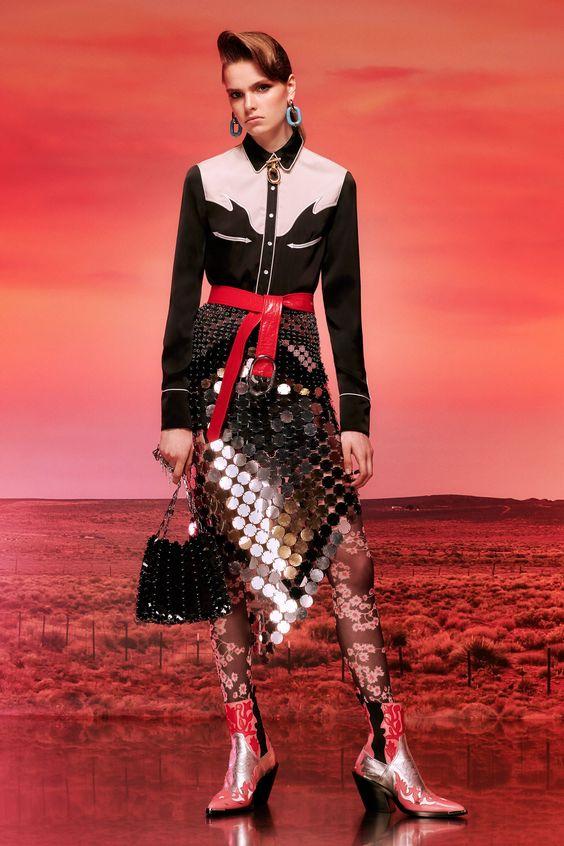 Paco Rabanne Resort 2020 Collection - Vogue