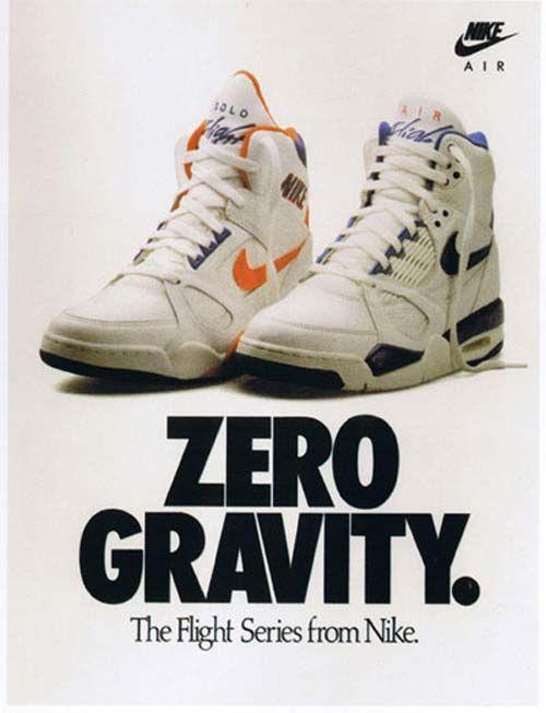 Nike Air Flight: Zero Gravity