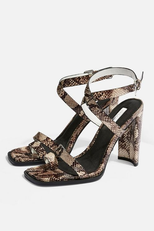 43b7e5d4613 Womens Reputation Toe Loop Heels - Multi in 2019 | Products | Heels ...