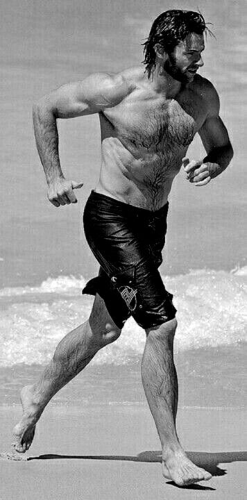 Hugh Jackman....