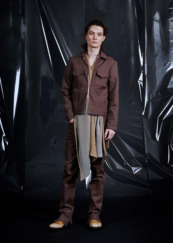JULIAN ZIGERLI Fall Winter 2015 Otoño Invierno 2015 #Menswear #Trends #Tendencias #Moda Hombre
