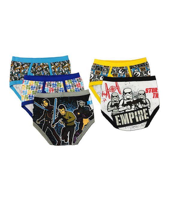Star Wars Star Wars Rebels Underwear Set - Boys | Boys, War and ...