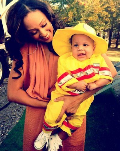 Even Children Aren't Off Limits: Tia Mowry Fights Back After People Criticize Her Son's Looks