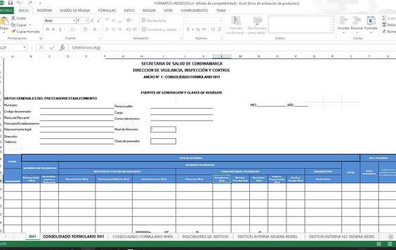 Sgsst Formatos Y Checklist Seguridad E Higiene Carta De Solicitud De Empleo Seguridad En El Trabajo
