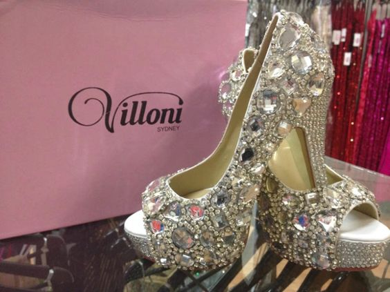crystal shoes - Google Search