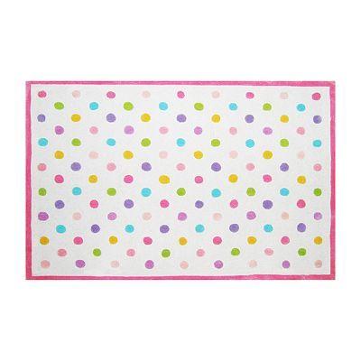 Confetti Polka-Dot Rug