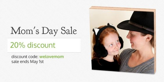 Mother's Day Sale! 20% off on www.plywerk.com