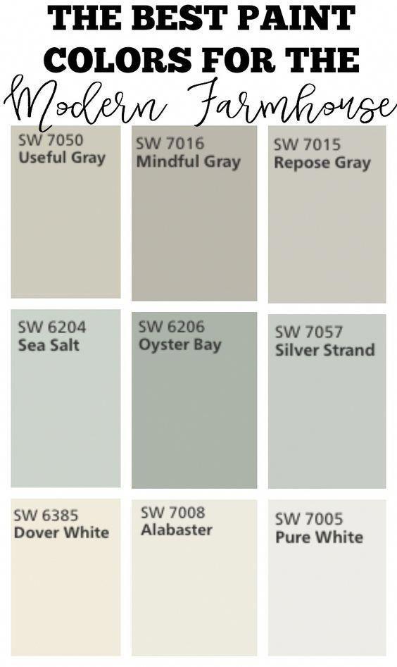 Best Paint Colors For 2020