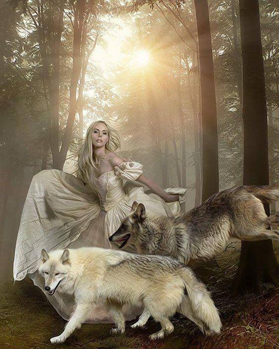 La señora de los lobos