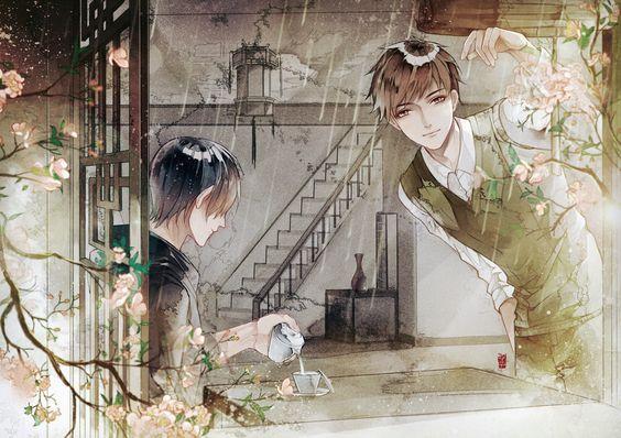 春来-吟子__涂鸦王国插画