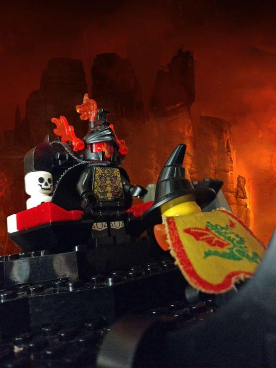 Forum Battles: Demons at Dauerdale! (Turn 8), by sahasrahla
