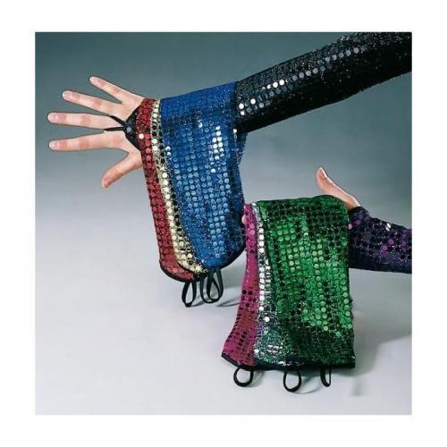 Pailetten Handschuhe Pailettenhandschuhe Handschuh