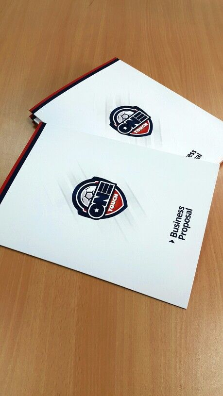 One Touch Soccer Coach Academy Business Proposal