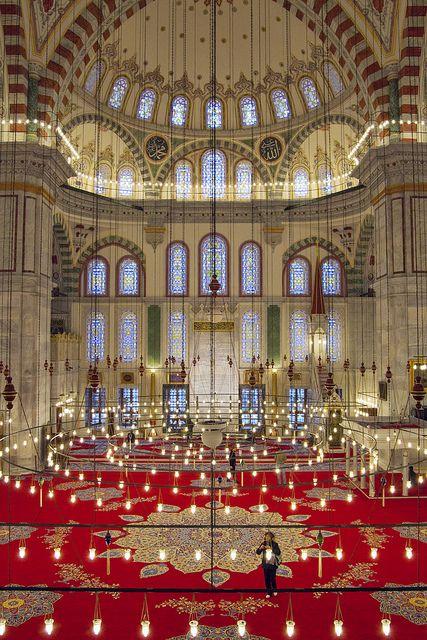 Mezquita de Fatih, Estambul, Turquía