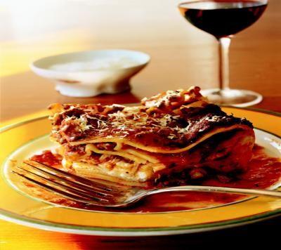 Lidia's Italy: Recipes: Italian-American Lasagna | Lydia's Recipes ...