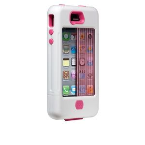 I want the #CaseMate Tank Case  for iPhone 4 / 4S  in White/Pink from Case-Mate.com