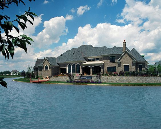 Enjoyable Brighton Manor Luxury Home House Plans Luxury House Plans And Home Largest Home Design Picture Inspirations Pitcheantrous