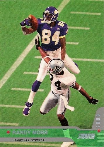 The 1998 Heisman Trophy Winner just got Moss'd over the last place ...