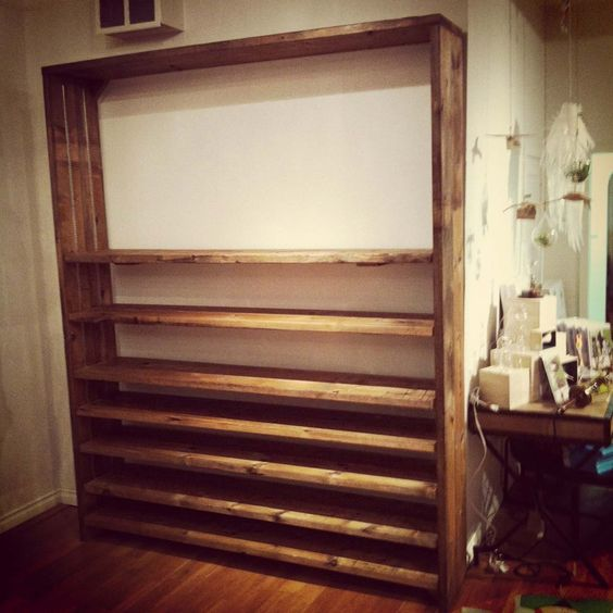 Simple Opus Shelving Design ~ http://www.lookmyhomes.com/opus-shelving-design/