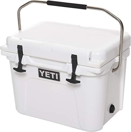 New Yeti Roadie 20 Cooler White Lawn Garden 199 99 Bestsellersoutfits Fashion Is A Popular Style In 2020 Yeti Roadie Yeti Cooler Yeti Coolers