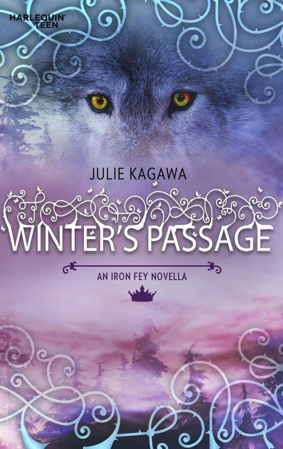 Winter's Passage by Julie Kawaga
