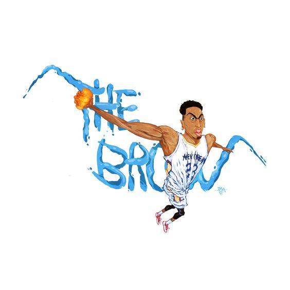 NBA Doodles by Justin Manzana - Album on Imgur