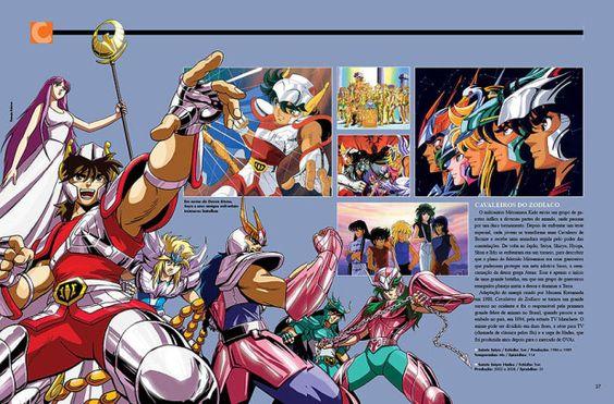 Resenha Heróis dos Animes: https://yoroshiku.blog.br/2016/07/03/resenha-herois-dos-animes/ #heroisdoanime #anime #animeoldschool #CDZ #saintseiya #cavaleirosdoszodiaco