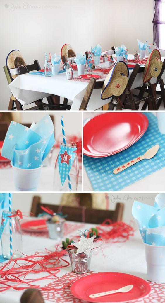 Idées de décoration de table danniversaire  Lunivers de l ...