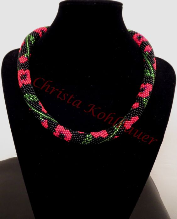 Bead Crochet U 14