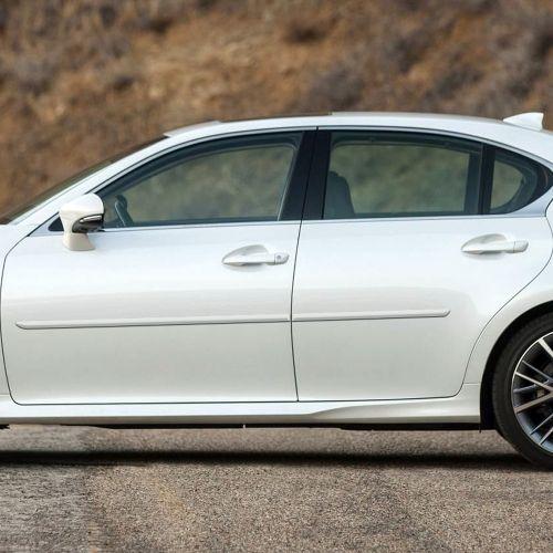 Lexus Gs Painted Body Side Molding 2013 2020 Fe Gs13 Lexus Body Molding Car Salesman