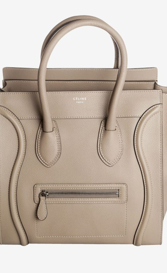 celine bag mini luggage price
