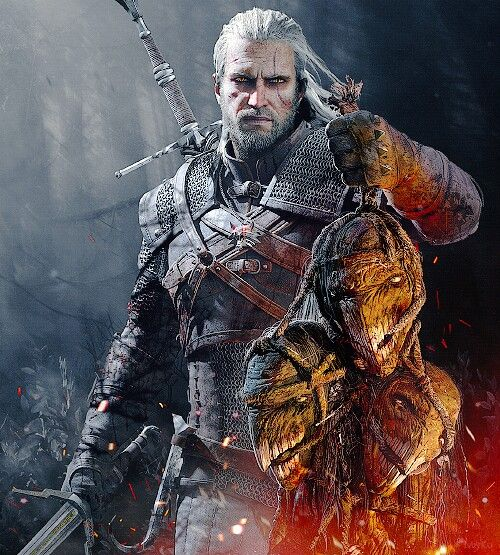 witcher geralt of - photo #24