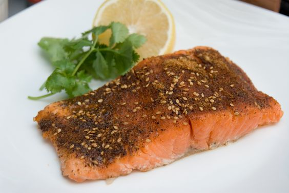 If you are looking for a quickie but goodie, this salmon is sure to please…